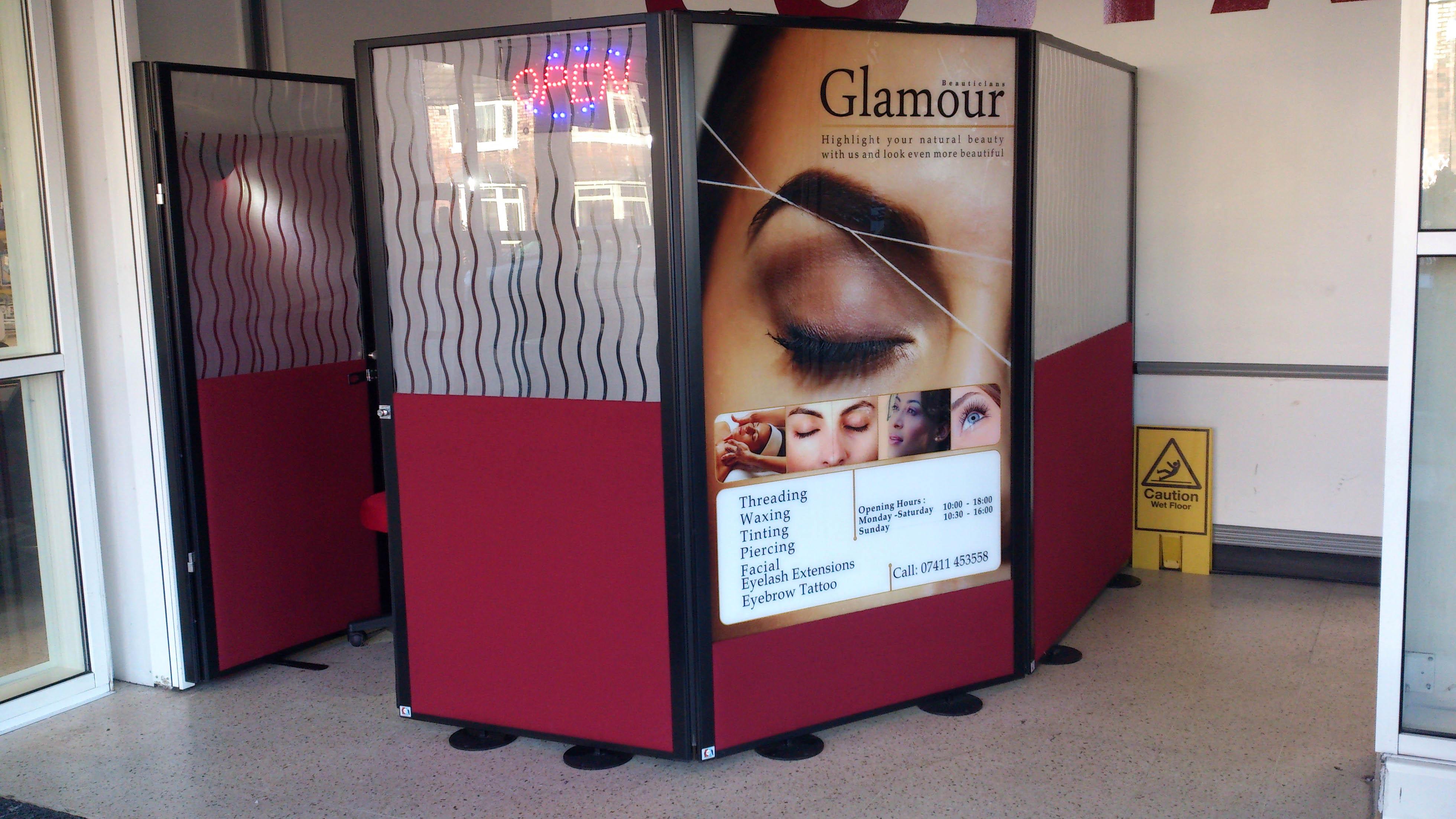 Customer Testimonial: Glamour Beauticians