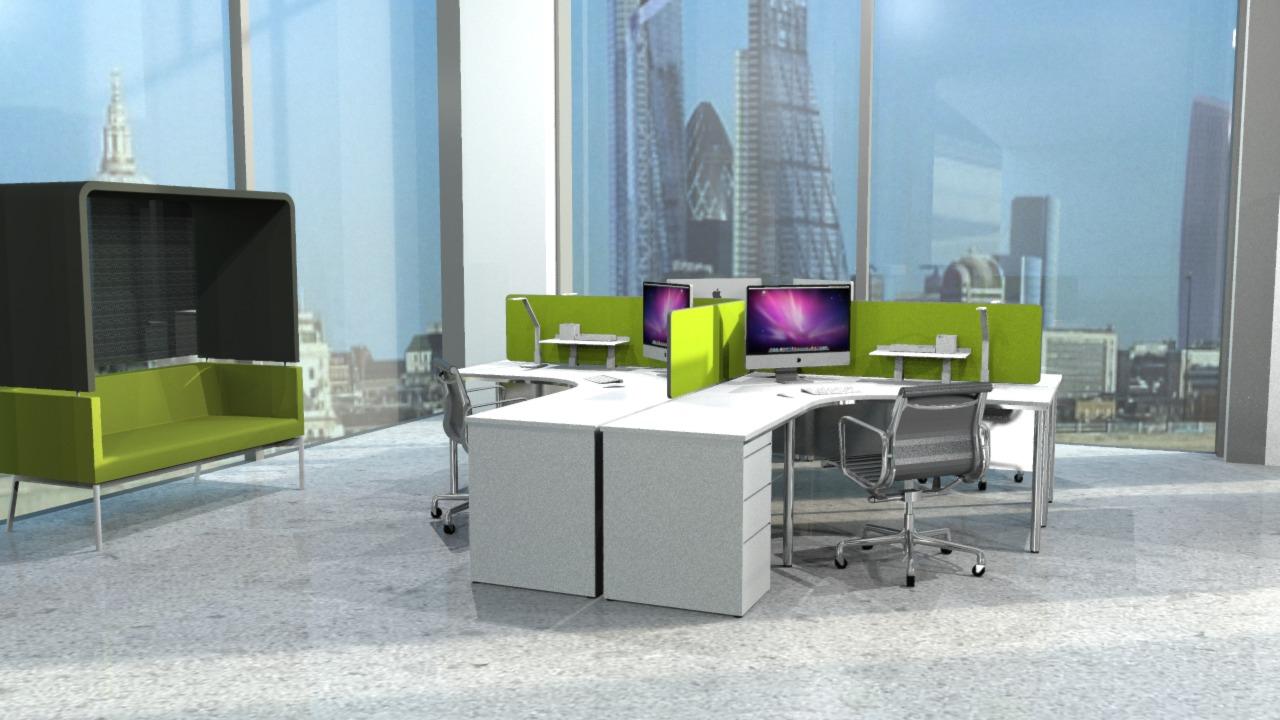 Omega Desktop Screens
