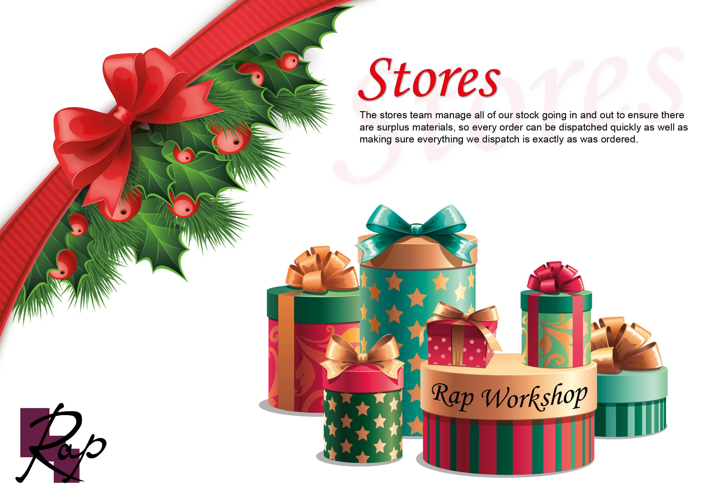 Rap Workshop - 12 stores