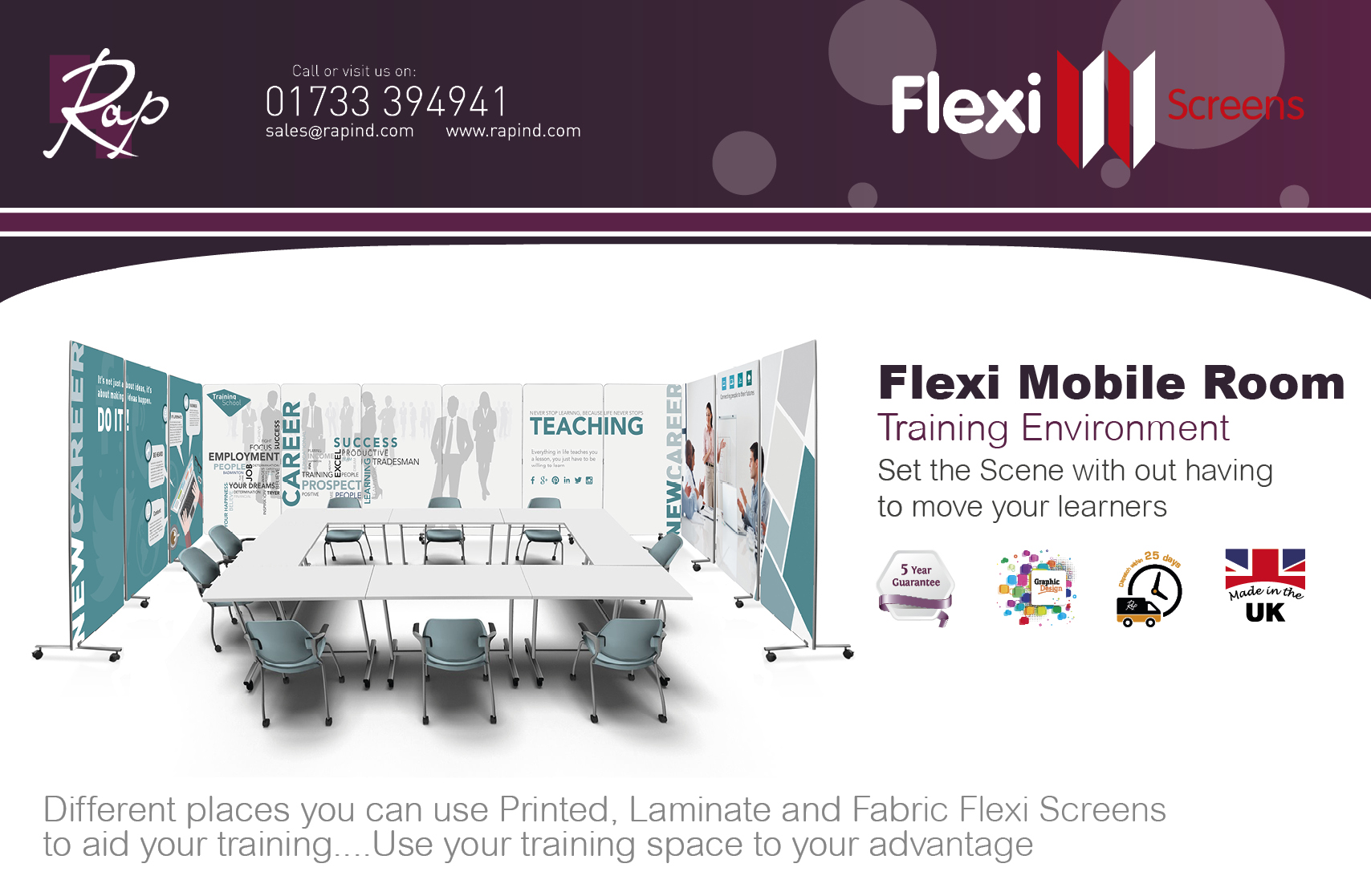 Flexi Room Training Environment