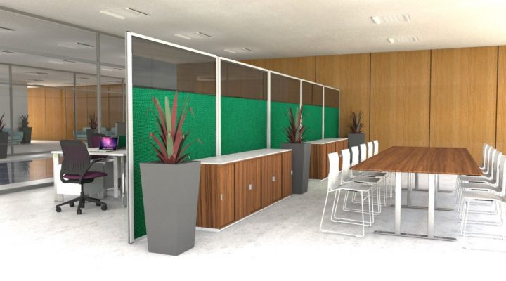 Modern Office Design Trends