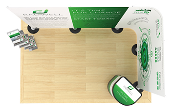 Streamline Exhibition Stand - 2m x 3m Stand Space
