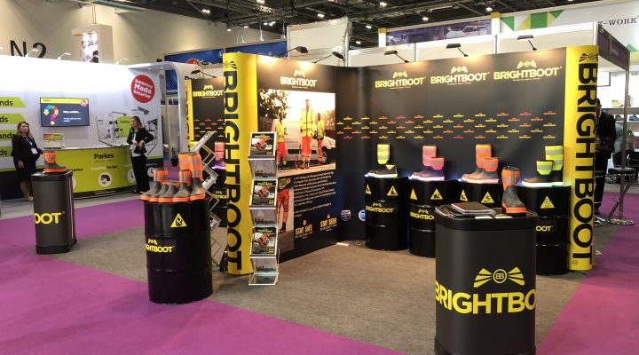 Exhibition Stand at Tradeshow