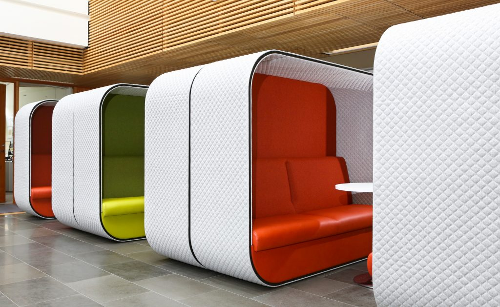 Cocoon collaboration Pod