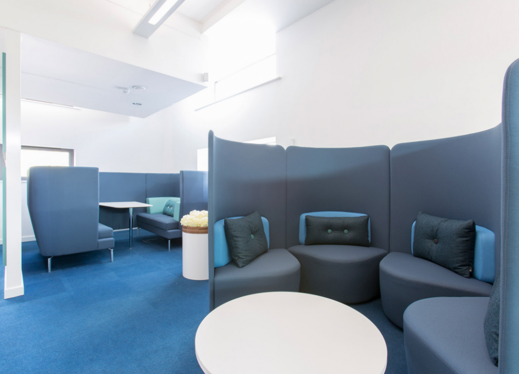 Collaboration seating and furniture
