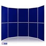 10 Panel Display Boards