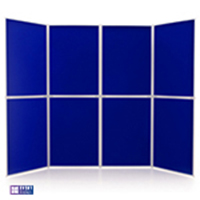 8 Panel Display Boards