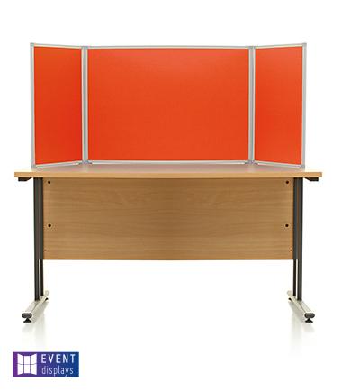 Pinnable Table Top Displays