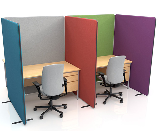 Nova Acoustic Office Partition Screens