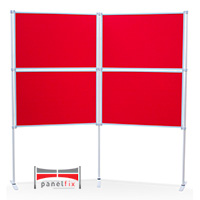 Small Panel & Pole Display Boards