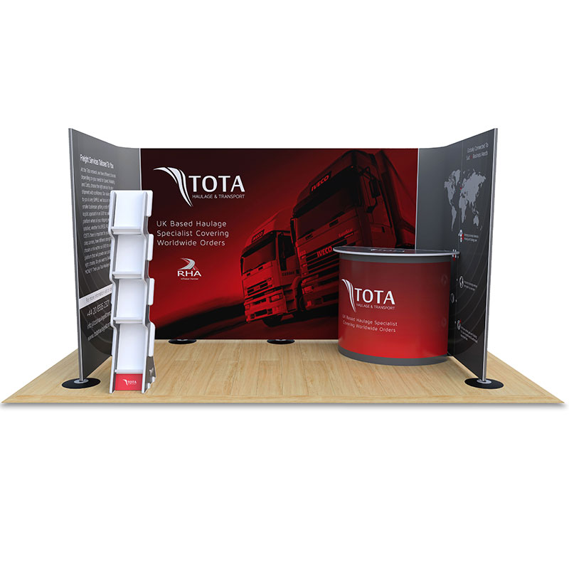 Streamline Display Stand Bundles