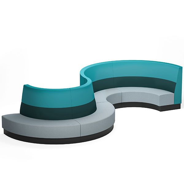Raft Plus S Shape Seating