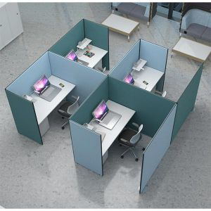 Acoustic office pod