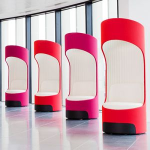 Cega Acoustic Privacy Seat
