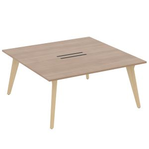 Lux double bench