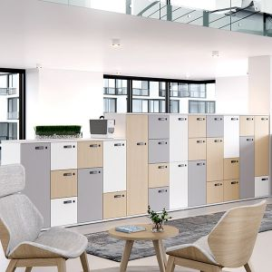 Modular Storage Lockers