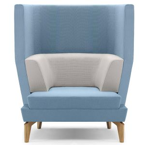 Entente 1 Seater High-Back Chair