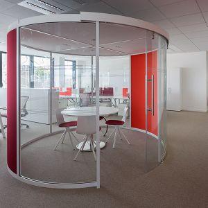 Qube 360 office pod