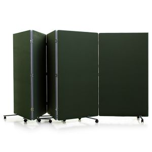 Concertina Room Divider Flexible Screen