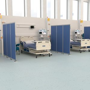 Mobi Antibacterial Room Dividers