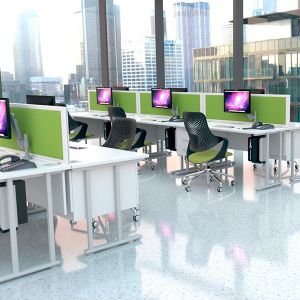 Morton Acoustic Desktop Screens