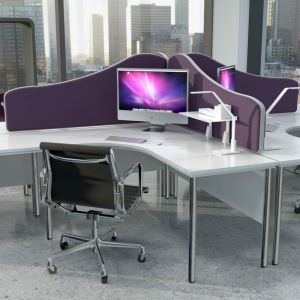 Omega Acoustic Wavetop Desktop Screens