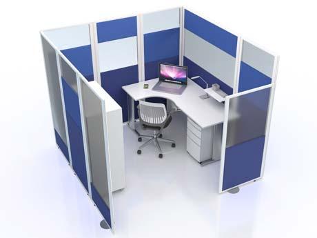 Glazed Office Screens