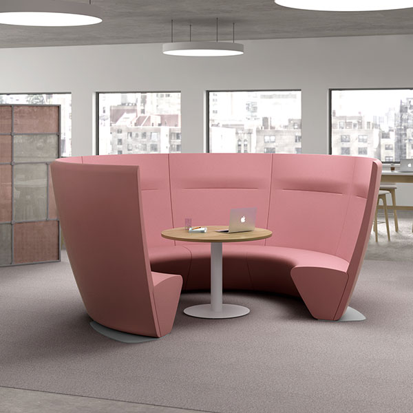 ATOM 6 person huddle, the perfect breakout area pod