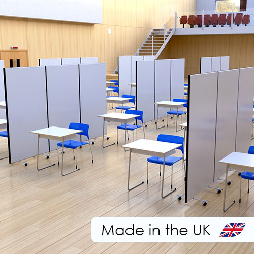 Portable Partitions, Room Dividers and Training Rooms from Rap Industries