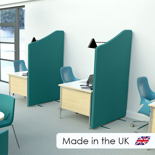 Wave Top Screens and Partitions from Rap Industries