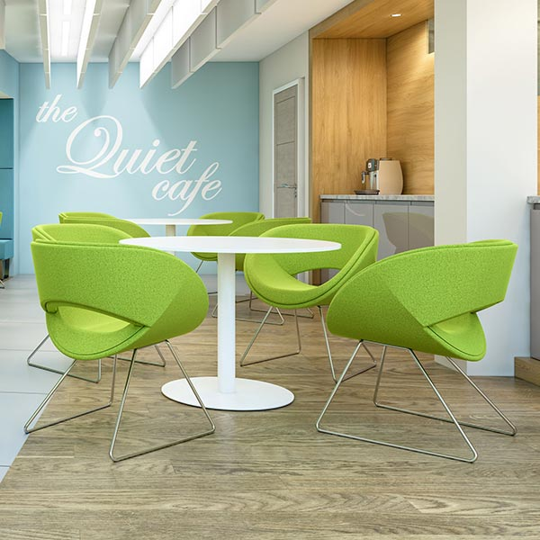 Office Chairs and Seating options available for all environments and requirements