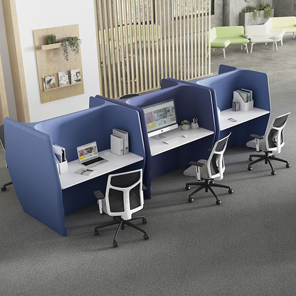 Atom Seating, part of the Office furniture collection at Rap Industries