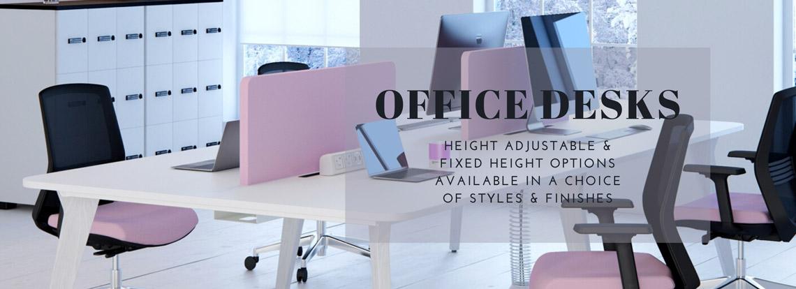 Office Desks from Rap Industries