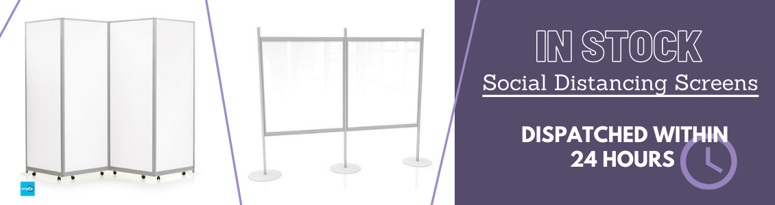 acrylic and perspex social distancing panels, instant ship screens