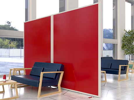 Laminate Partition Screens