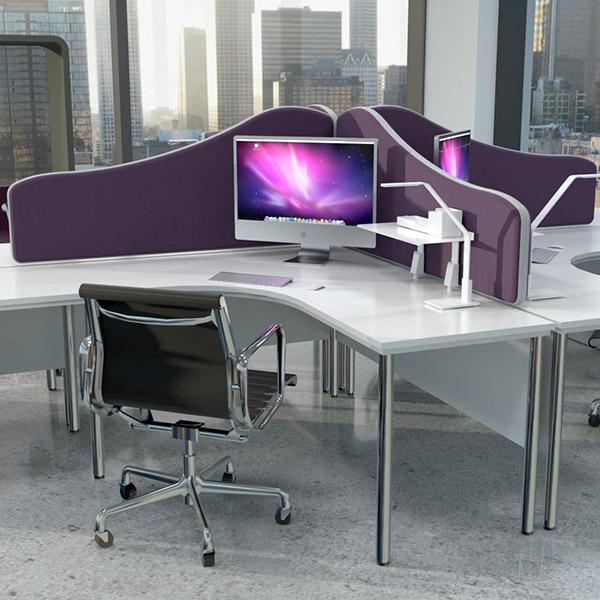 Desk Divider Screens from Rap Industries