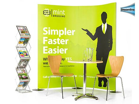 Flexible Exhibition Stands
