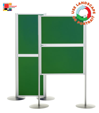 Universal Small Panel Display Board Kits from Rap Industries