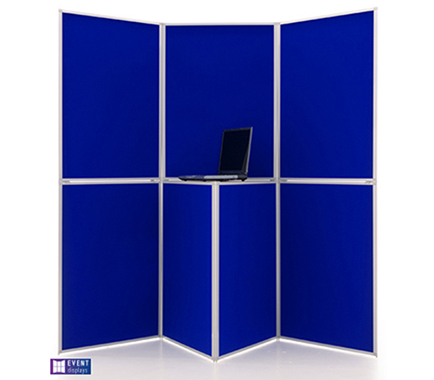 7 Panel Display Boards from Rap Industries