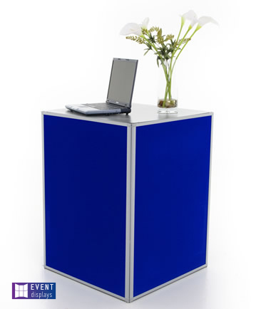 Display Plinths and Counters from Rap Industries