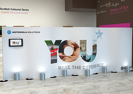 Exhibition Display Stands : Flexible exhibition stands pop up stands exhibition displays