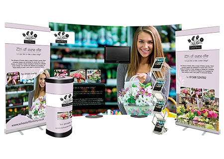 Exhibition Stand Bundles and Kits from Rap Industries