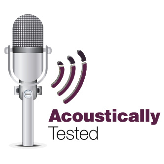 Acoustic Test on Go Displays Acoustic Screens