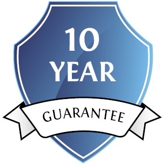 10 Year Guarantee on all Premier Pop up Stands