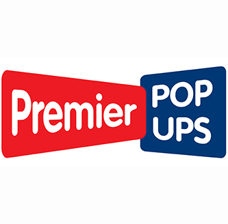 Compatible with all Premier Pop Up Stands