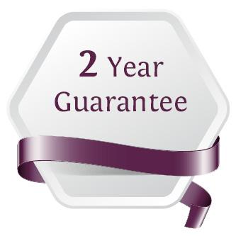 Guarantee on Omega Desk Screens