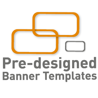 Pre-designed Templates Available